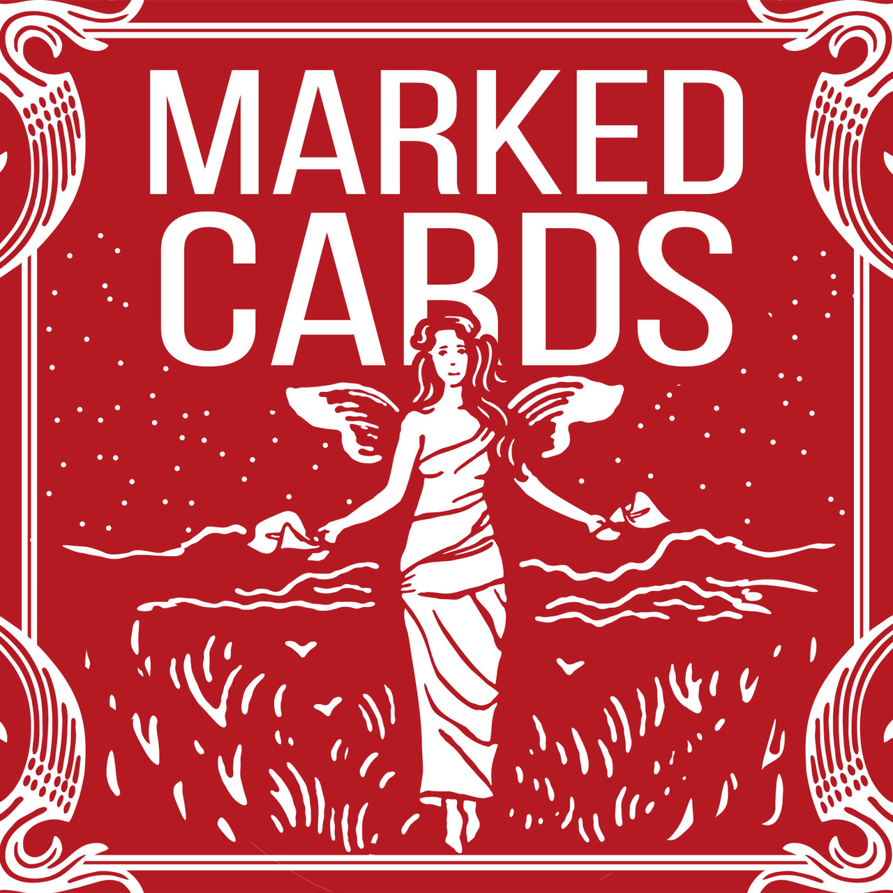 >Marked Cards Maiden Deck Red Back