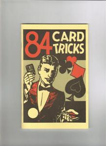 >Eighty Four Card Tricks