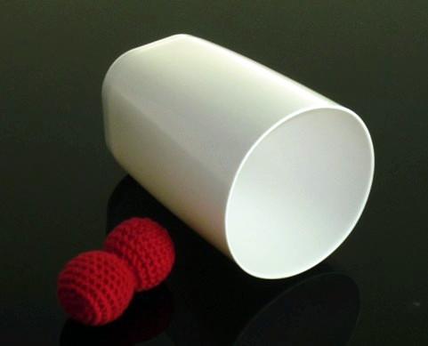 >Chop Cup Porcelain Look