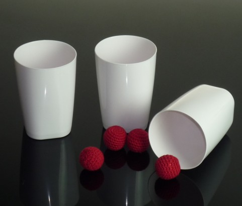 >Combo Cups Porcelain Look