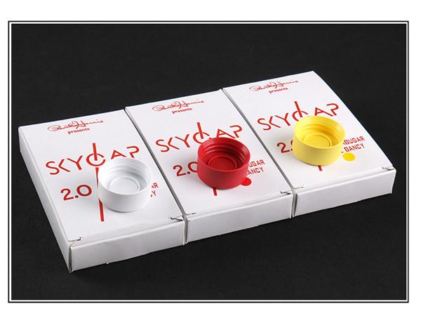 >Skycap 2.0 by Luke Dancy (Red)