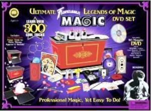 Fantasma Legends Of Magic DVD Set