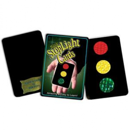 >Magic Stop Light Cards