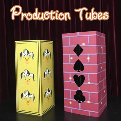 >Production Tubes (Folding)