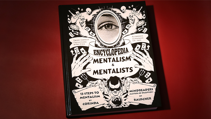 13 Steps to Mentalism PLUS Encyclopedia of Mentalism and Mentali