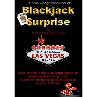 >Blackjack Surprise by Alisdair Chisholm