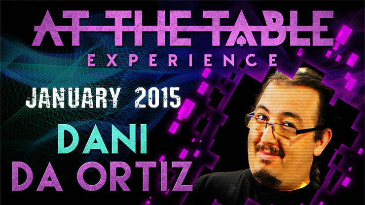 At the Table Live Lecture - Dani da Ortiz 01/28/2015 - video DOW