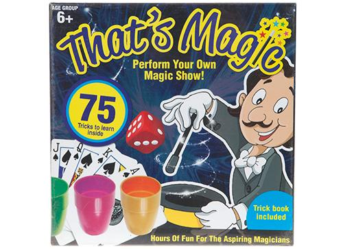 >Thats Magic 75 Tricks Set