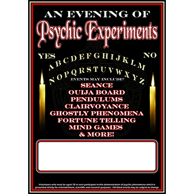 The Psychic Secrets of Alex Leroy by Jonathan Royle - eBooks - D