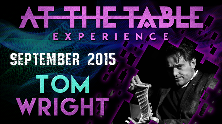 At the Table Live Lecture Tom Wright September 2nd 2015 video DO