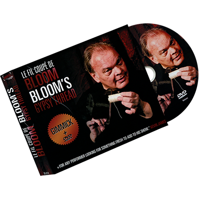 >Bloom's Gypsy Thread (DVD and Gimmick) by Gaetan Bloom