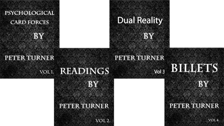 4 Volume Set of Reading, Billets, Dual Reality and Psychological