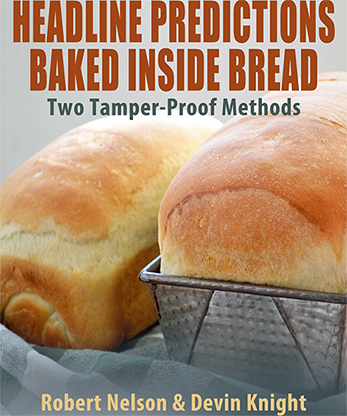 Headline Predictions Baked Inside Bread by Devin Knight eBook DO