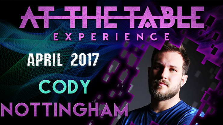 At The Table Live Lecture Cody Nottingham April 19th 2017 video
