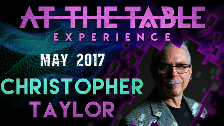 At The Table Live Lecture Christopher Taylor May 17th 2017 video