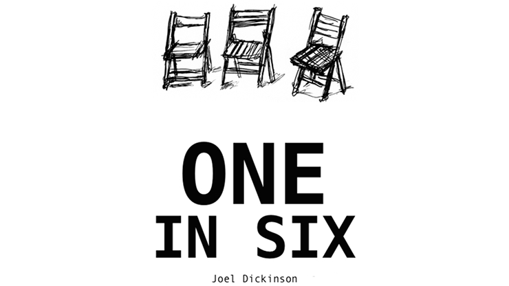One in Six by Joel Dickinson eBook DOWNLOAD