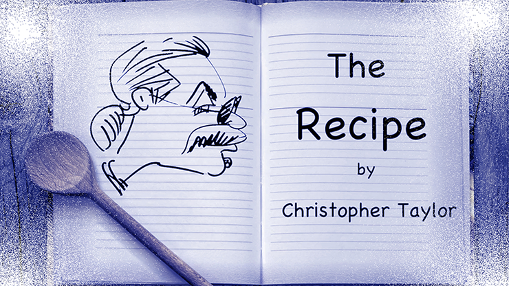 >The Recipe by Christopher Taylor Mixed Media DOWNLOAD