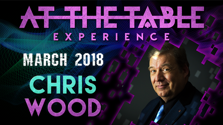 At The Table Live Lecture Chris Wood March 21st 2018 video DOWNL
