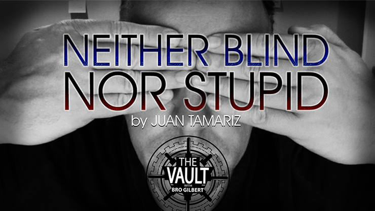 The Vault - Neither Blind Nor Stupid by Juan Tamariz video DOWNL