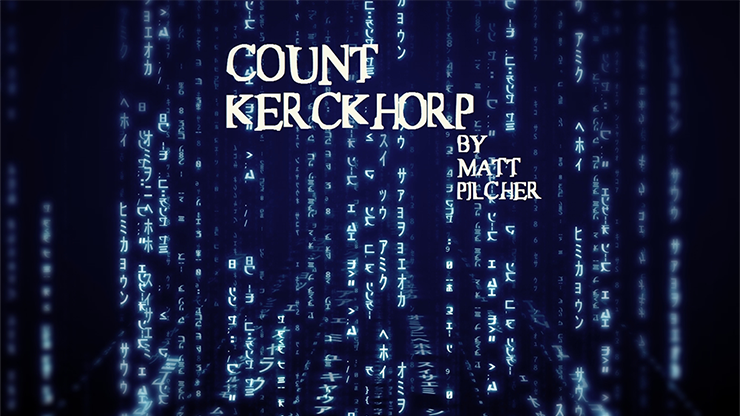 >COUNT KERCKHORP by Matt Pilcher video DOWNLOAD