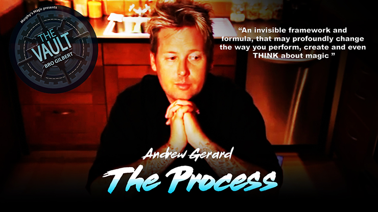 The Vault - The Process by Andrew Gerard (Two Volume) video DOWN