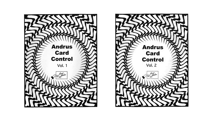 >Andrus Card Control (2 book set) DOWNLOAD - eBook