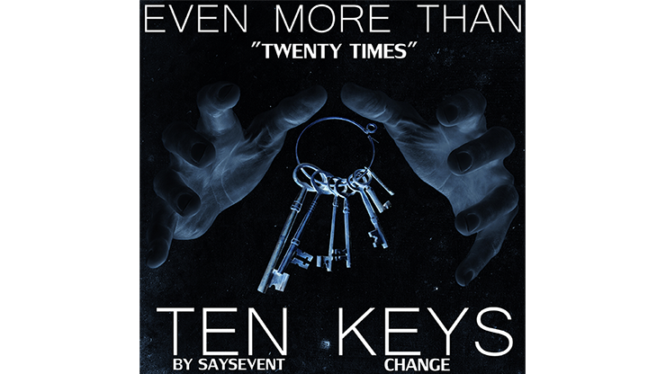 >TEN KEYS CHANGE by SaysevenT video DOWNLOAD