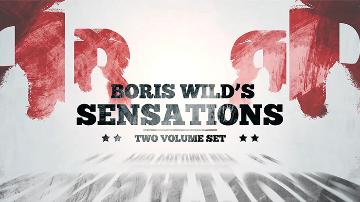 Boris Wild's Sensations video DOWNLOAD