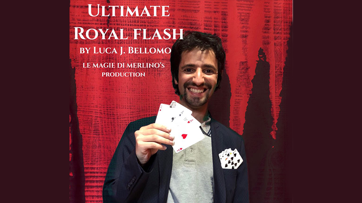 >Ultimate Royal Flash by Luca J. Bellomo and Mauro Brancato Merli