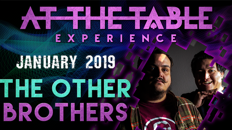 At The Table Live Lecture The Other Brothers January 3rd 2019 vi