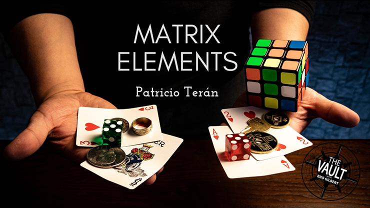 The Vault - Matrix Elements by Patricio Terán video DOWNLOAD