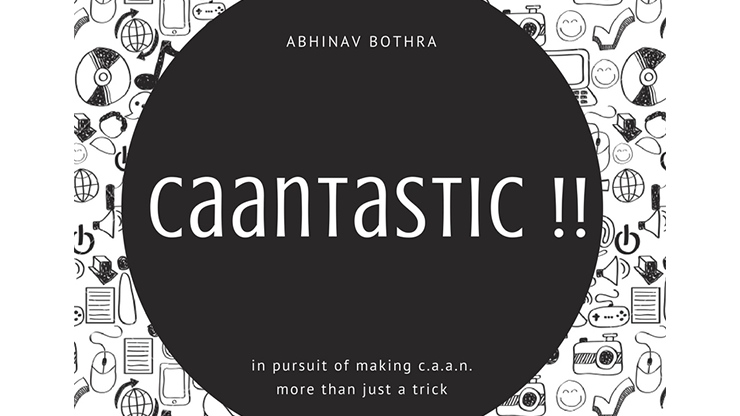 CAANTASTIC by Abhinav Bothra eBook DOWNLOAD