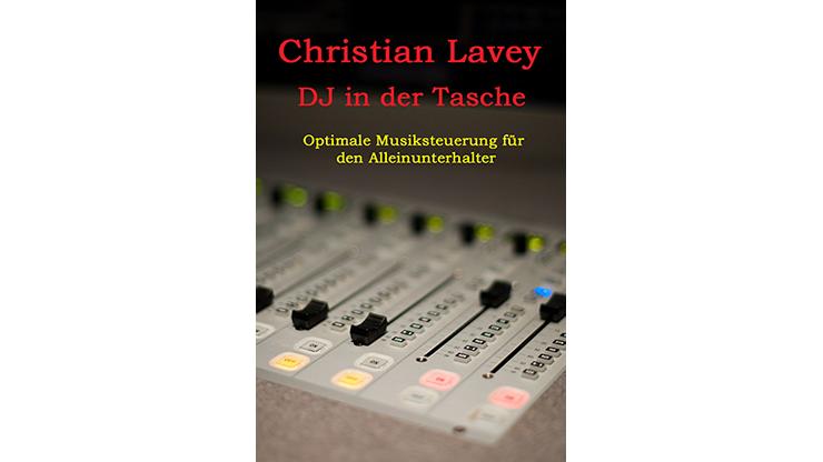 >DJ in der Tasche (DJ in my Pocket) English/ German versions incl