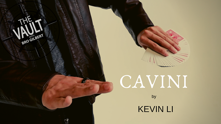 >The Vault - CAVINI by Kevin Li video DOWNLOAD