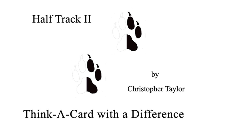 Half Track II by Christopher Taylor video DOWNLOAD