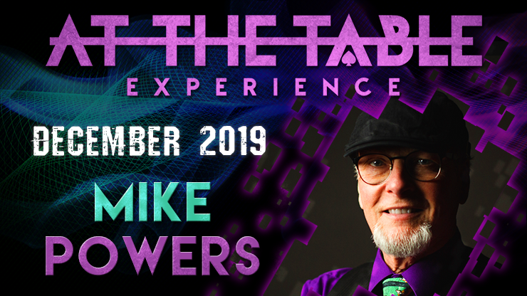 At The Table Live Lecture Mike Powers December 18th 2019 video D