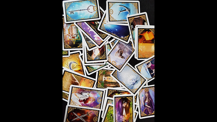 Psychic Rune Reading & Tarot Card Fortune Telling Made Easy by J