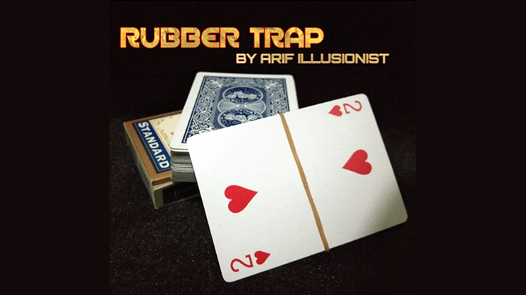 Rubber Trap by Arif Illusionist video DOWNLOAD