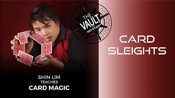 >The Vault - Card Sleights by Shin Lim video DOWNLOAD