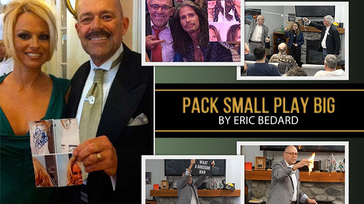 >PACK SMALL PLAY BIG by Eric Bedard video DOWNLOAD