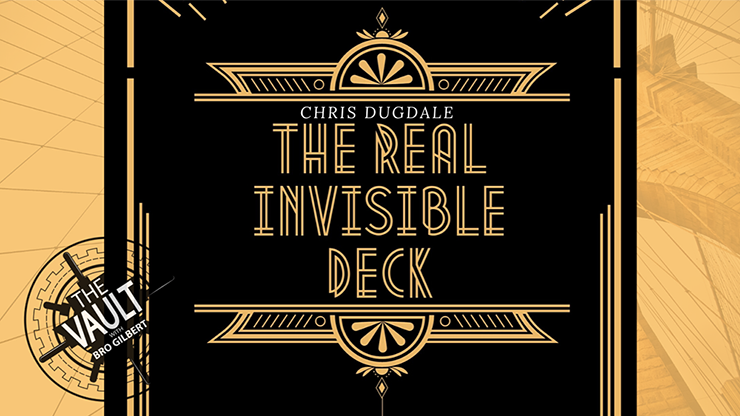 The Vault - The Real Invisible Deck by Chris Dugdale video DOWNL