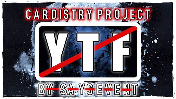 Cardistry Project: [YTF] by SaysevenT video DOWNLOAD