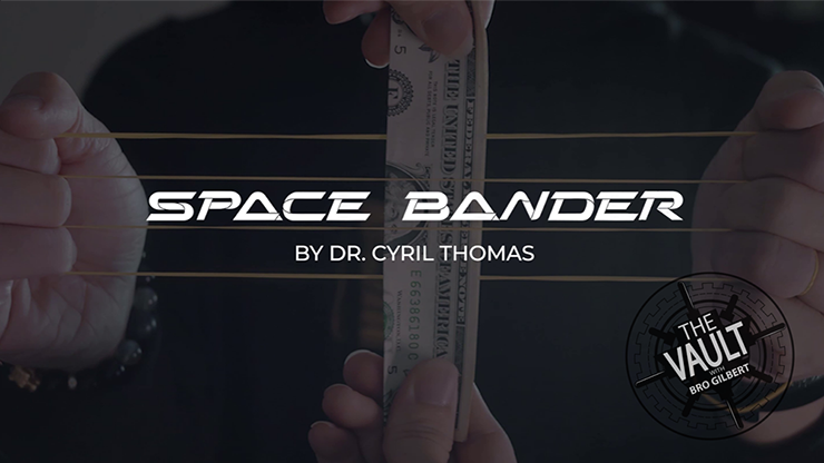 >The Vault - Skymember Presents Space Bander by Dr. Cyril Thomas