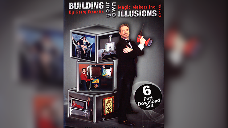 Building Your Own Illusions, The Complete Video Course by Gerry
