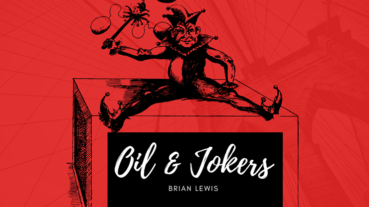 >Oil and Jokers by Brian Lewis video DOWNLOAD