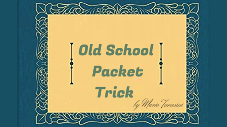 >Old School Packet Trick by Mario Tarasini video DOWNLOAD