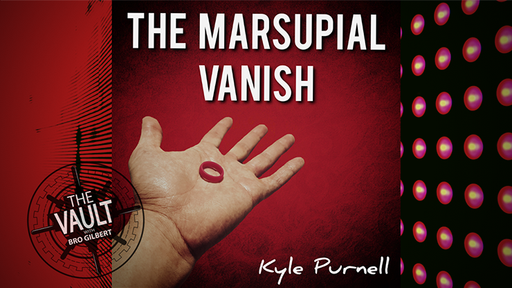 >The Vault - The Marsupial Vanish by Kyle Purnell video DOWNLOAD