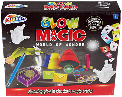 Grafix Glow Magic World of Wonder Kit
