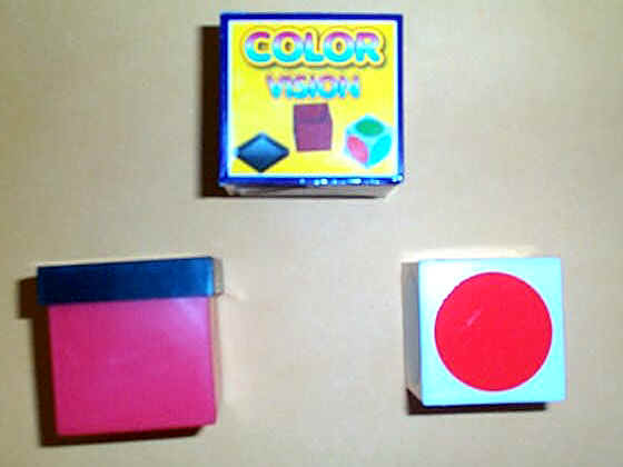 >Colour Vision