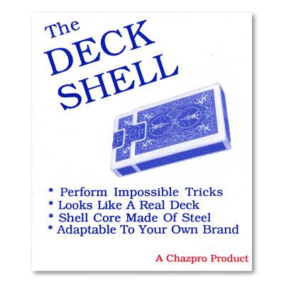 >Deck Shell (Blue)